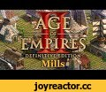 Age of Empires II: Definitive Edition - All Mills / Все мельницы,Gaming,Age of Empires,Age of Empires 2,Эпоха Империй 2,Ретро игры,ностальгия,Эфиопы,Малий