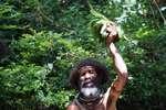 The Cult of the Black Jesus   Crime & Investigation,Entertainment,blood,Steven Tari,Papua New Guinea,notroious,cult,black jesus,rape,murder,cannibalism,crime,investigation,true story,documentary,convincted,prison,village,villagers,rapist,missing victims,brutal killings,Steven Tari, Papua New
