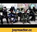 RAINBOW SIX SIEGE FRIENDS PARODY || COSPLAY NÄRCON 2017,Gaming,R6S,RAinbow six seige,Cosplay,Närcon,Närcon17,Närcon 2017,Närcon summer,Närcon sommar,Friends,fuze,ash,tachanka,kapkan,Doc,thatcher,Recruit,A silly thing we did at a con. It turned out way better than expected :P   Based of this video: h