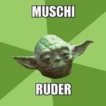 Muschi Ruder