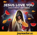 JESUS LOVE YOlf EVEN IF YOU'RE A DIRTY NICCA