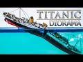 Диорама с лайнером Титаник. Как сделать диораму из эпоксидной смолы своими руками,Howto & Style,Диорама,Титаник,диорама по титанику,диорама титаник,морская диорама,имитация воды эпоксидной смолой,эпоксидная смола,корабль Титаник,титаник под водой,диорама титаник под водой,диорама титаник тонет,кораб