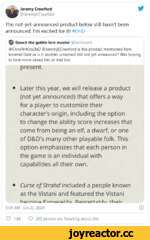 Jeremy Crawford @JeremyECrawford The not-yet-announced product below still hasn't been announced. I'm excited for it! #DnD Gooch the goblin lore master @SerGooch @ChrisPerkinsDnD @JeremyECrawford is this product mentioned here Icewind Dale or is it another unnamed still not yet announced? Was h