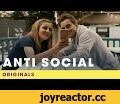 Anti Social - A Modern Dating Horror Story | Comic Relief Originals,Comedy,comic relief,charity,red nose day,sport relief,social media,facebook,twitter,pinterest,snapchat,whatsapp,reddit,flickr,dating,sexting,dick pic,boob pic,selfies,google plus,foursquare,filters,instagram,cyber dating,online
