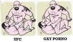 UFC GAY PORNO