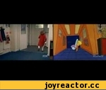 The Simpsons Opening:Real Life v.s Cartoon,Film,,The Simpsons Opening:Real Life v.s Cartoon