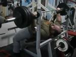 ПУЗОЖИМ Необычный качок \ Unusual powerlifter,People,,a new way to lose weight?