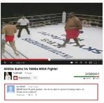 600lbs Sumo Vs 169lbs MMA Fighter MEmOJokE ■ 51 видео24586441 I Подписаться^ 1983ié 34949 f- 4354 П1упс1Ье1б 4 нед назад ©ка^Зеэт Я даже думаю, что он не просто кружится вокруг него, он попал на его орбиту! Ответить • 961(4