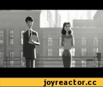 "Paperman - Full Animated Short Film,Film,,Introducing a groundbreaking technique that seamlessly merges computer-generated and hand-drawn animation techniques, first-time director John Kahrs takes the art of animation in a bold new direction with the Oscar®-nominated short, ""Paperman."" Using a m"
