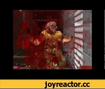 """Brutal DOOM Online - compilation - Doom WAD,Games,,An unblocked version can be viewed here: http://www.youtube.com/watch?v=ESXucIs_cnA  SPECIAL EVENT: First person to find the """"floating shotgun"""" (i think thats what that is) in the video gets..... nothing. but i'll put an annotation link on the se"""