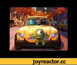 Mike's New Car (BEST QUALITY!),Entertainment,,Mike has a surprise for his pal Sullivan: a new car.  All credit goes to Pixar, I take no credit for this video, I only uploaded it for entertainment purposes.