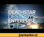 Death Star Destroys Enterprise (Special Edition) - IGN Original,Entertainment,,RT! http://bit.ly/13pXce2  FB! http://on.fb.me/16CB4Uz  It's Star Trek vs. Star Wars in the skies over San Francisco!  Which would win in a battle, the Death Star or the Enterprise? Let us know in the comments!  Check