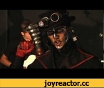 """Steam Powered Giraffe - Brass Goggles,Music,,© 2011 Steam Powered Giraffe LLC.  Steam Powered Giraffe performing their song """"Brass Goggles"""". DP - Raul Urreola Edited by - David Michael Bennett """"The Spine""""  """"Brass Goggles"""" is from the album """"Album One"""" and can also be heard live on the album  'Live a"""